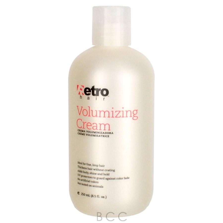 Retrohair Volumizing Cream 85 Oz Beauty Care Choices