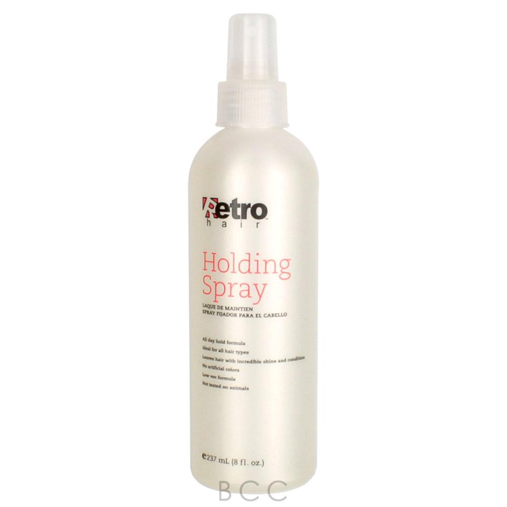 Retrohair Holding Spray 8 Oz Beauty Care Choices