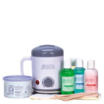 Satin Smooth Select-A-Temp Wax Warmer Kit