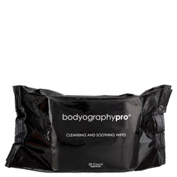 Bodyography Pro Cleansing and Soothing Wipes