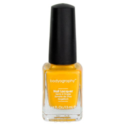 Bodyography Nail Lacquer-Glow with the Flow