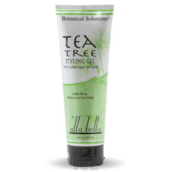 Alto Bella Botanical Solutions Tea Tree Styling Gel