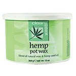 Clean+Easy Hemp Pot Wax