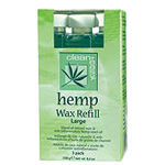 Clean+Easy Hemp Wax Refill - Large