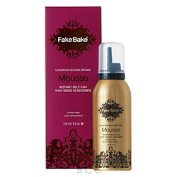 Fake Bake Mousse Instant Self-Tan