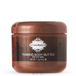 Fake Bake Tanning Body Butter For Dry Skin