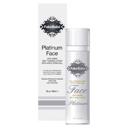 Fake Bake Face Platinum Anti-Aging Self Tanning Lotion