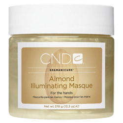 CND SpaManicure Almond Illuminating Masque