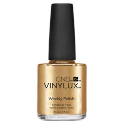 CND Vinylux Nail Polish - Brass Button #229