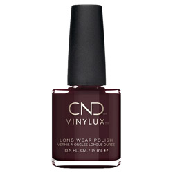 CND Vinylux Nail Polish - Black Cherry