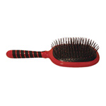 iTech Magnetic Tourmaline Paddle Brush (#76800)