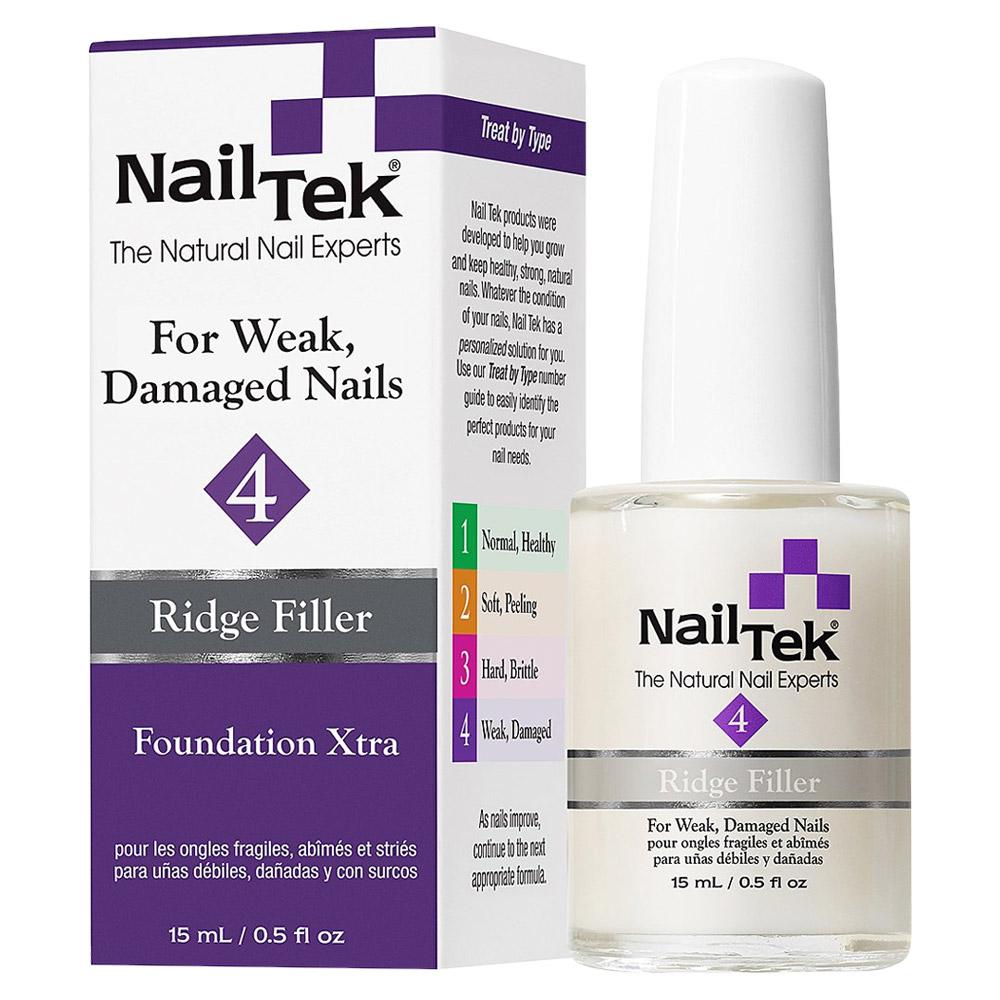 Nail Tek Ridge Filler 4 Foundation Xtra