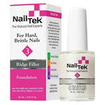 Nail Tek Foundation III Ridge-Filling Strengthener Base Coat