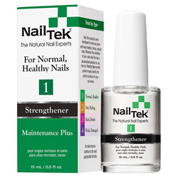 Nail Tek Strengthener 1 Maintenance Plus - For Normal. Healthy Nails