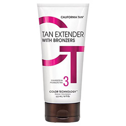 California Tan Tan Extender with Bronzers