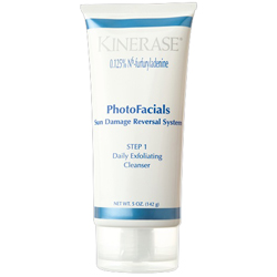 Kinerase Photofacials Daily Exfoliating Cleanser
