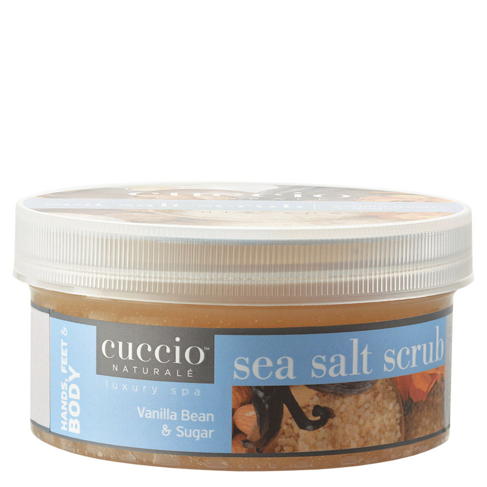 Cuccio Naturale Vanilla Bean & Sugar Scrub (19.5 oz ...