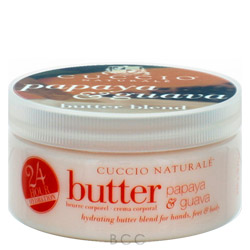 Cuccio Naturale Papaya & Guava Nectar Butter Blend
