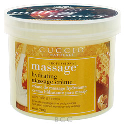 Cuccio Naturale Milk & Honey Hydrating Massage Creme