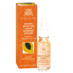 Cuccio Naturale Papaya Green Tea Cuticle Revitalizer Complex