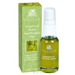 Cuccio Naturale GrapeSeed Hand Anti-Oxidant Oil