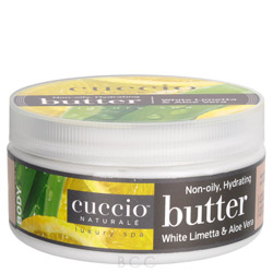Cuccio Naturale White Limetta & Aloe Butter Blend