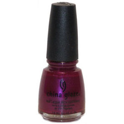 China Glaze Nail Lacquer - Draped In Velvet