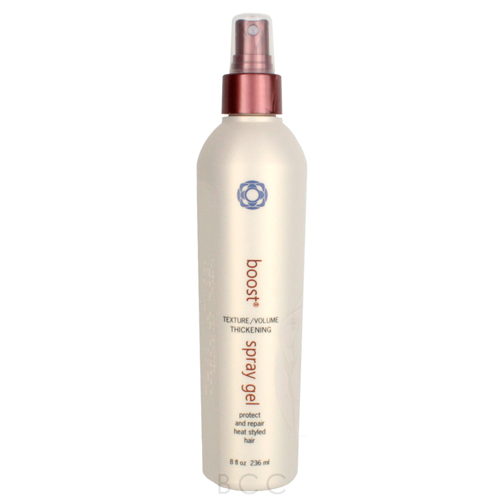 Thermafuse Boost Thickening Spray Gel Beauty Care Choices