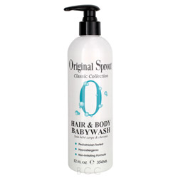 Original Sprout Hair & Body BabyWash