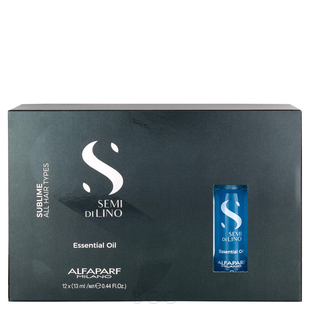 Eccezionale Alfaparf Semi di Lino Diamond Illuminating Essential Oil 12 piece  SF72