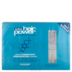 Alfaparf Active Hair Power Energy Concentrate Men