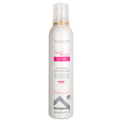 Alfaparf Semi di Lino Diamante Illuminating Strong Hold Mousse
