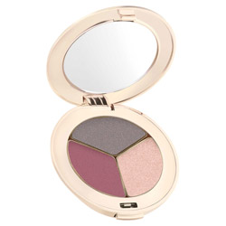 Jane Iredale PurePressed Eye Shadow Trio  Twilight Change your look from soft and elegant to edgy and sleek. These silky shadows are highly pigmented and long-lasting. They easily blend on the lids to create any look.