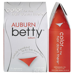 Betty Beauty Auburn Betty