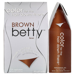 Betty Beauty Brown Betty
