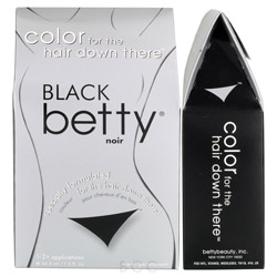 Betty Beauty Black Betty