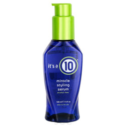 review    miracle styling serum