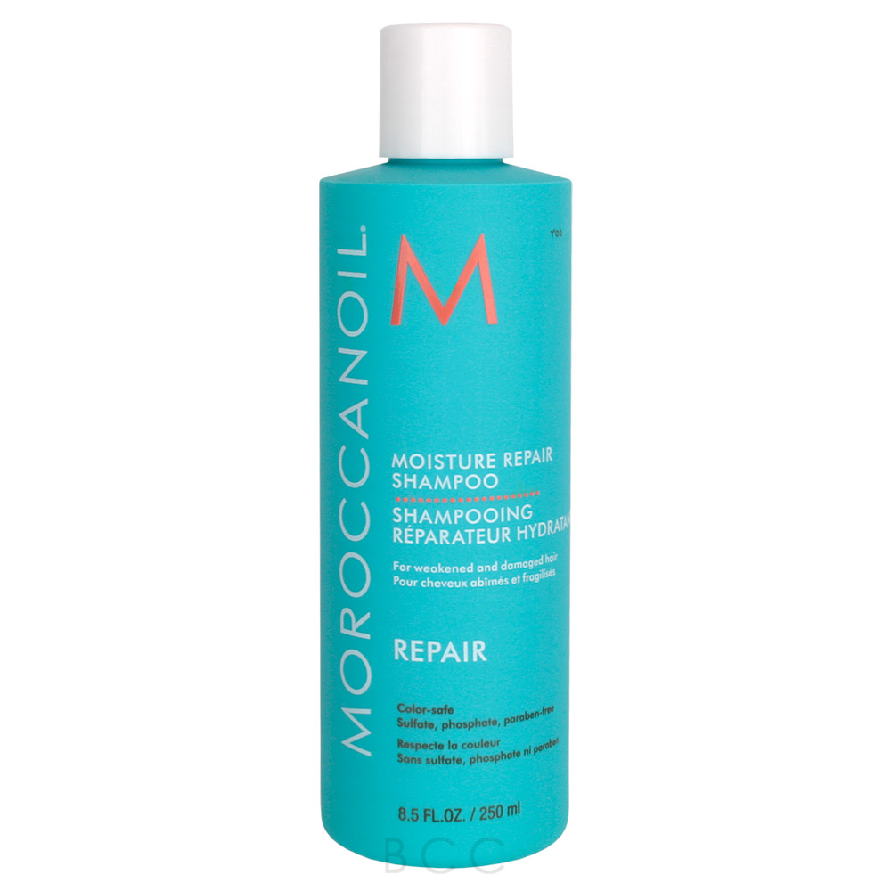 Moroccanoil Moisture Repair Shampoo Beauty Care Choices
