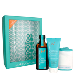 Moroccanoil Moroccanoil Treatment & Styling Cream - Home and Away Set