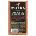 Woody's Hair & Body Shampoo Bar
