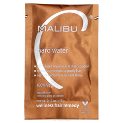 Malibu C Hard Water Natural Wellness Treatment 1 piece