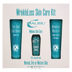Malibu C Wrinkleless Skin Care Kit