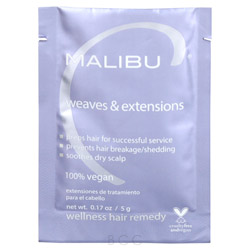 Malibu C Weaves & Extensions Wellness Hair Remedy