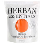 Herban Essentials Orange Towelettes