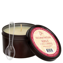 Earthly Body Marrakesh Melt 3-in-1 Candle