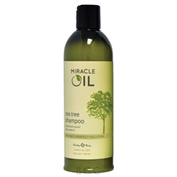 Earthly Body Miracle Oil Tea Tree Shampoo