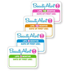 Beauty Alert Beauty Alert! Stickers