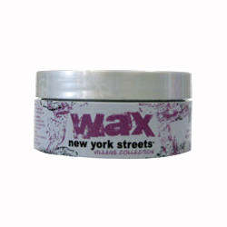 New York Streets Village Collection Wax