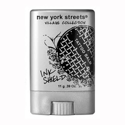 New York Streets Village Collection Ink Shield