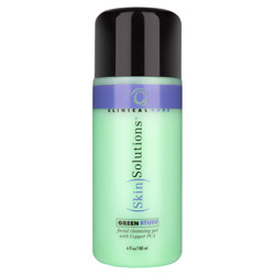 Clinical Care (Skin)Solutions Green Stuff Facial Cleansing Gel